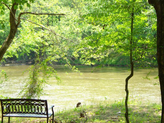 Portofino copy-of-portofino-river-w-bench