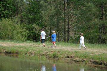 Copy (2) of boys with fishing poles