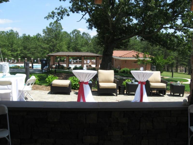 Wedding at Portofino, Clayton,NC